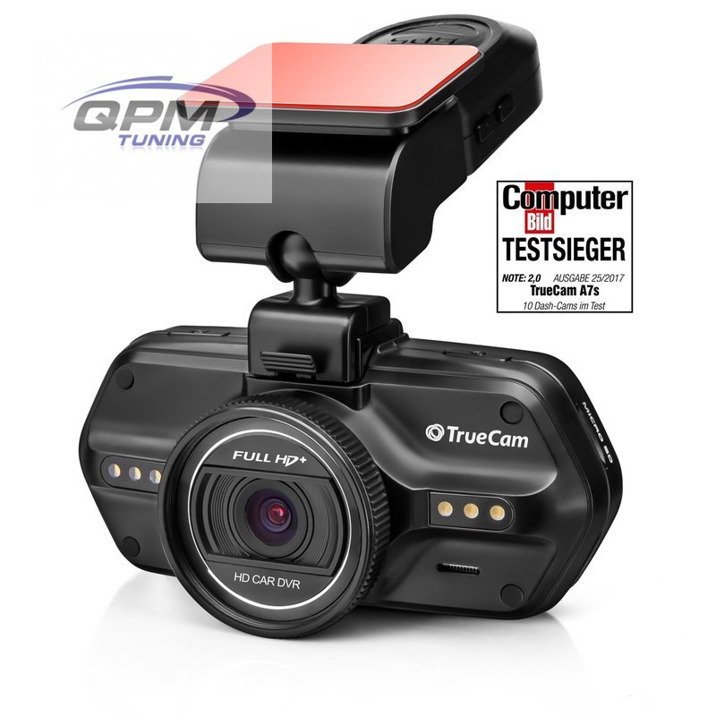 truecam a7s professionelle dashcam autokamera full hd. Black Bedroom Furniture Sets. Home Design Ideas